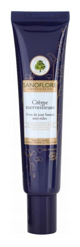 Sanoflore Merveilleuse denní protivráskový krém pro citlivou pleť