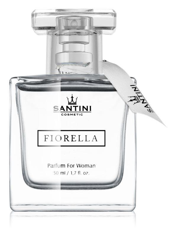 SANTINI Cosmetic Fiorella eau de parfum pour femme 50 ml