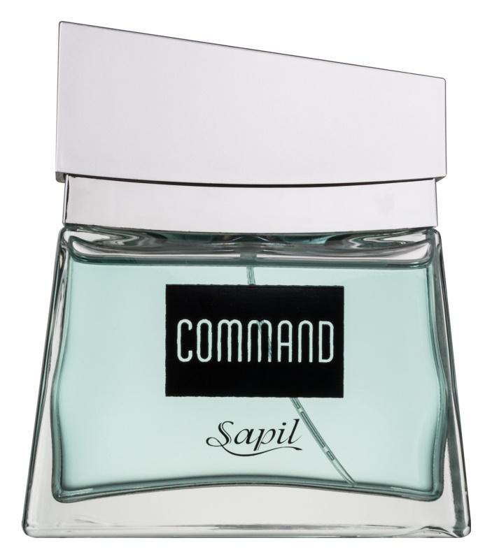 Sapil Command eau de toilette férfiaknak 100 ml