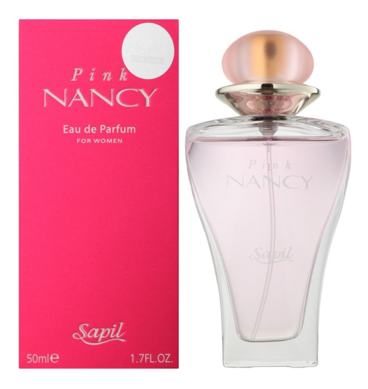 Sapil Pink Nancy Eau de Parfum for Women 50 ml