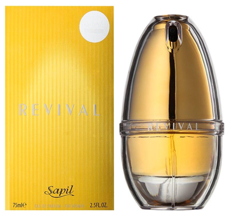 Sapil Revival Eau de Parfum für Damen 75 ml