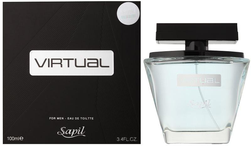 Sapil Virtual toaletna voda za muškarce 100 ml