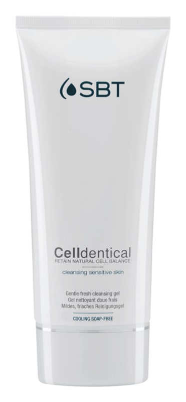 SBT Celldentical čisticí gel pro mastnou pleť