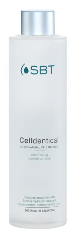 SBT Celldentical Feuchtigkeitstonikum ohne Alkohol