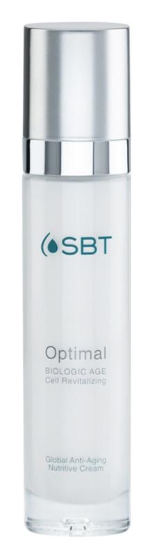 SBT Optimal revitalizační pleťový krém proti příznakům stárnutí