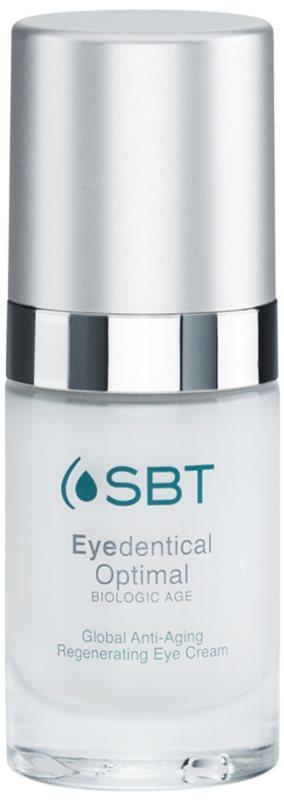 SBT Optimal Eyedentical regenerační oční krém proti příznakům stárnutí