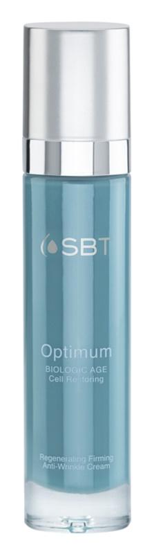 SBT Optimum koncentrovaný krém pre obnovu pevnosti pleti