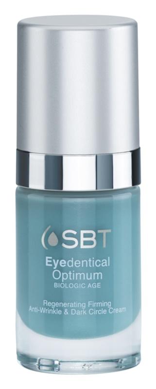 SBT Optimum Eyedentical očný krém na korekciu tmavých kruhov a vrások