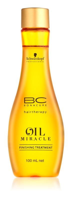 Schwarzkopf Professional BC Bonacure Oil Miracle Argan Oil cura per capelli per capelli forti, grossi e secchi