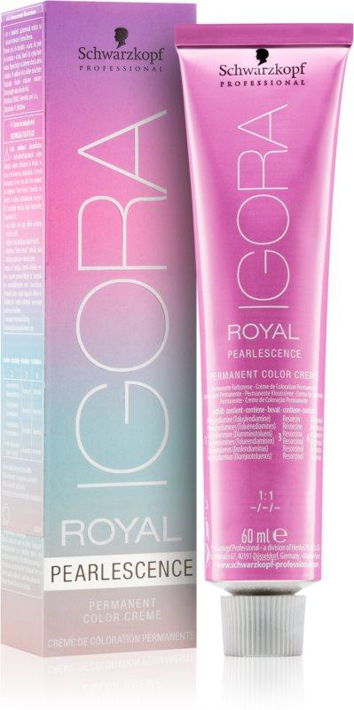 Schwarzkopf Professional IGORA Royal Pearlescence pastelová barva na vlasy