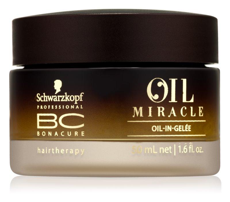 Schwarzkopf Professional BC Bonacure Oil Miracle Argan Oil olejový gél na vlasy