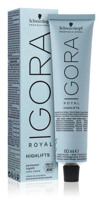 Schwarzkopf Professional IGORA Royal Highlifts permanentna barva za lase