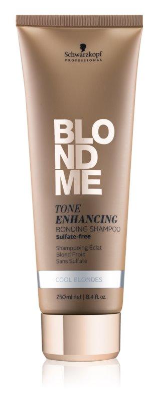 Schwarzkopf Professional Blondme šampon bez sulfata za hladne nijanse plave