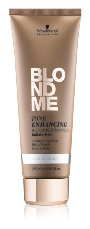 Schwarzkopf Professional Blondme Sulphate-Free Shampoo For Cool Blond