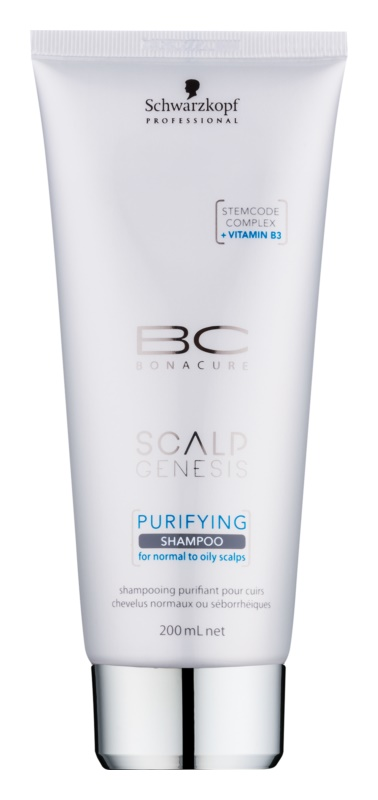 Schwarzkopf Professional BC Bonacure Scalp Genesis das Reinigungsshampoo für normales bis fettiges Haar