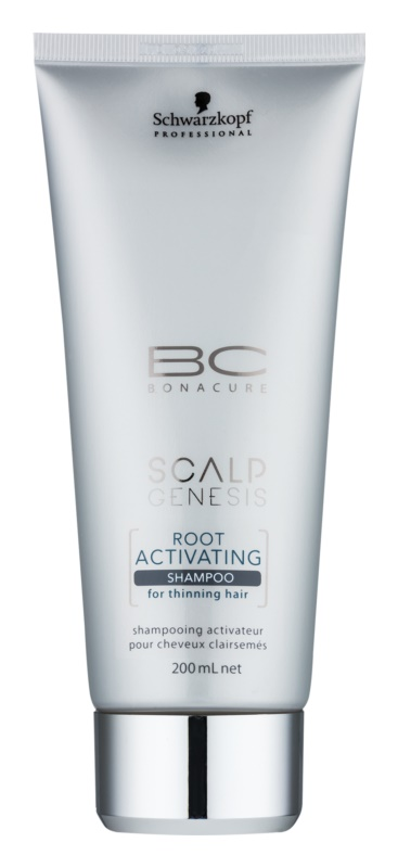 Schwarzkopf Professional BC Bonacure Scalp Genesis Hair Activating Shampoo For Thinning Hair