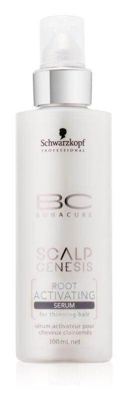 Schwarzkopf Professional BC Bonacure Scalp Genesis solution volume pour cheveux