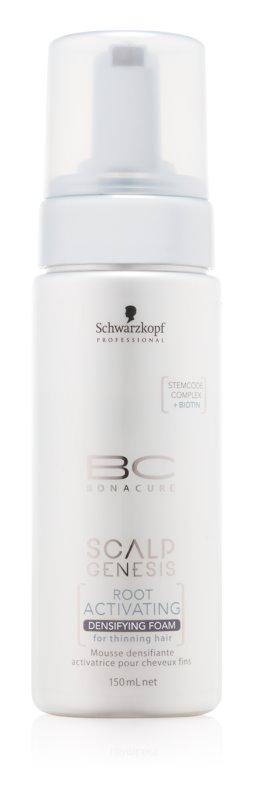 Schwarzkopf Professional BC Bonacure Scalp Genesis pěna pro obnovu vlasů