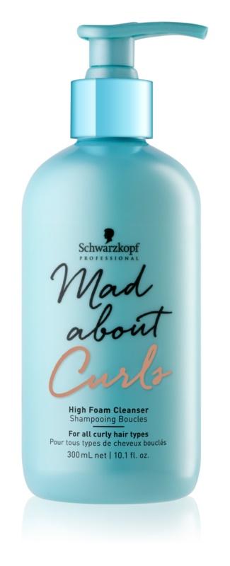 Schwarzkopf Professional Mad About Curls jemný šampón pre vlnité vlasy