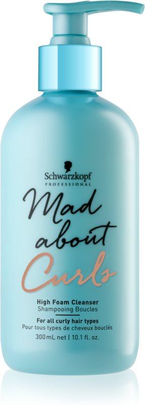 Schwarzkopf Professional Mad About Curls nežni šampon za valovite lase