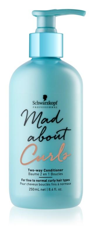 Schwarzkopf Professional Mad About Curls kondicionér