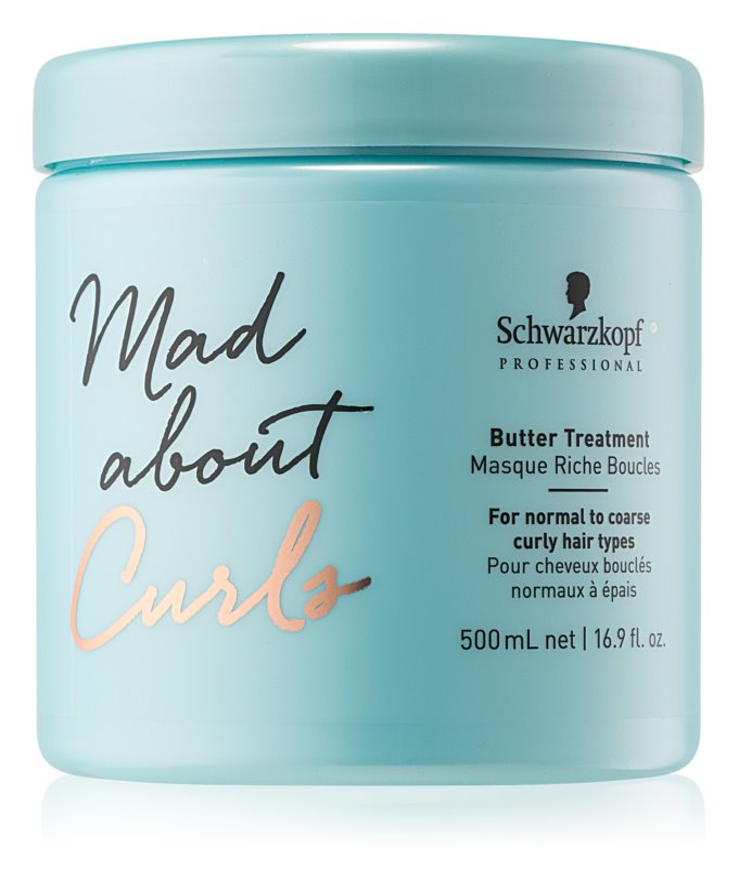 Schwarzkopf Professional Mad About Curls Deep Nourishing Mask