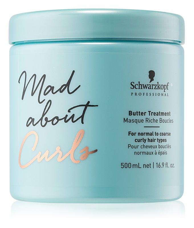 Schwarzkopf Professional Mad About Curls дълбоко подхранваща маска