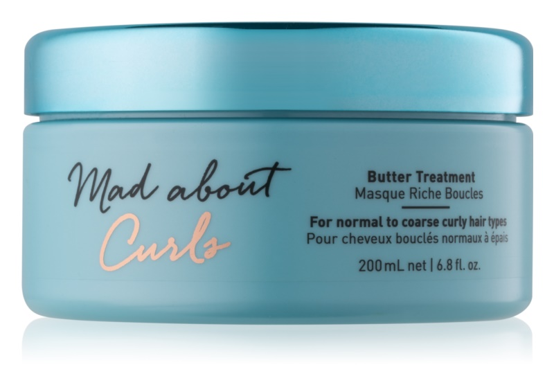 Schwarzkopf Professional Mad About Curls Hair Mask For Dry Hair