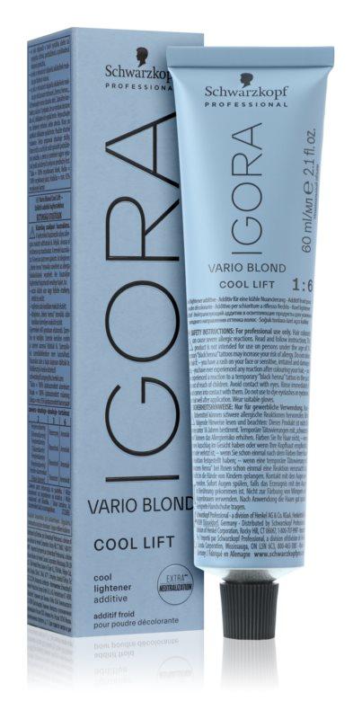 Schwarzkopf Professional IGORA Vario Blond боя за коса