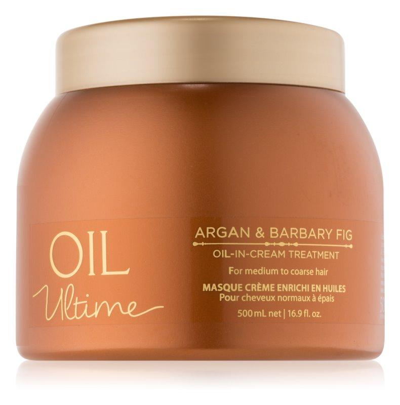 Schwarzkopf Professional Oil Ultime olejová starostlivosť s argánovým olejom pre hrubé vlasy