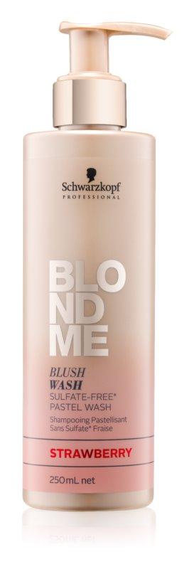 Schwarzkopf Professional Blondme bezsulfátový šampón pre blond vlasy