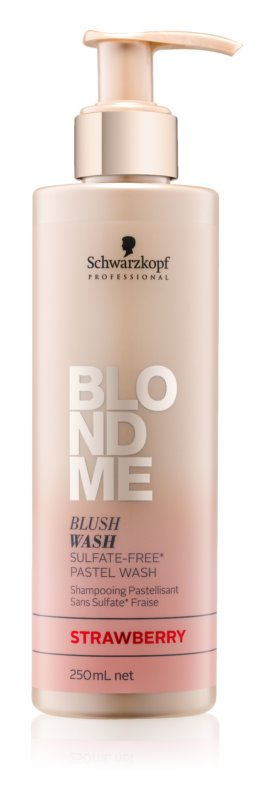 Schwarzkopf Professional Blondme Sulphate-Free Shampoo for Blonde Hair