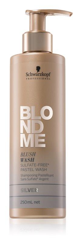 Schwarzkopf Professional Blondme тониращ шампоан за руса коса