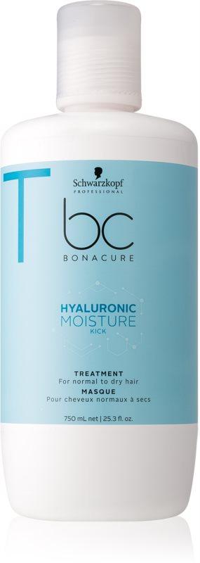 Schwarzkopf Professional BC Bonacure Moisture Kick hydratačná maska na vlasy pre suché vlasy