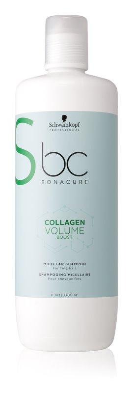 Schwarzkopf Professional BC Bonacure Volume Boost Shampoo for Fine Hair