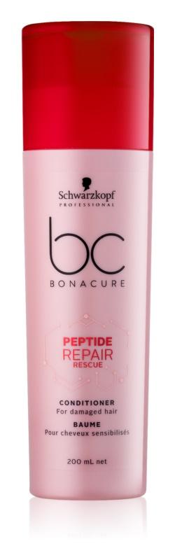 Schwarzkopf Professional BC Bonacure Repair Rescue kondicionér pro poškozené vlasy