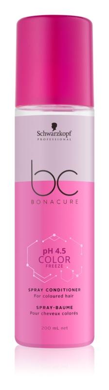 Schwarzkopf Professional PH 4,5 BC Bonacure Color Freeze kondicionér pro barvené vlasy