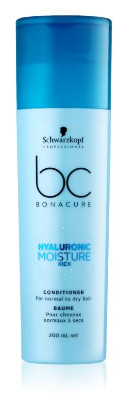 Schwarzkopf Professional BC Bonacure Moisture Kick condicionador para cabelo normal a seco