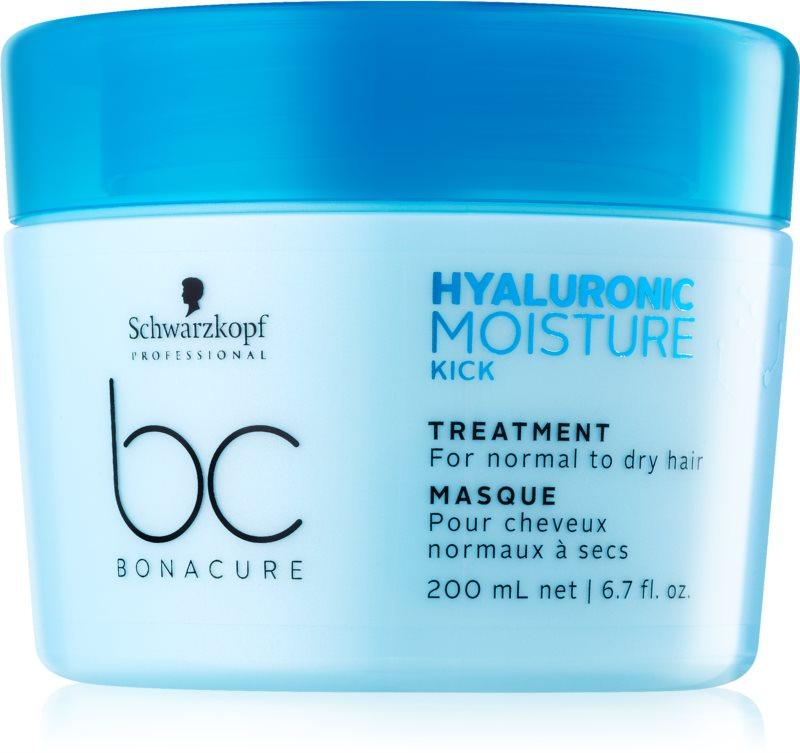 Schwarzkopf Professional BC Bonacure Moisture Kick masque cheveux à l'acide hyaluronique