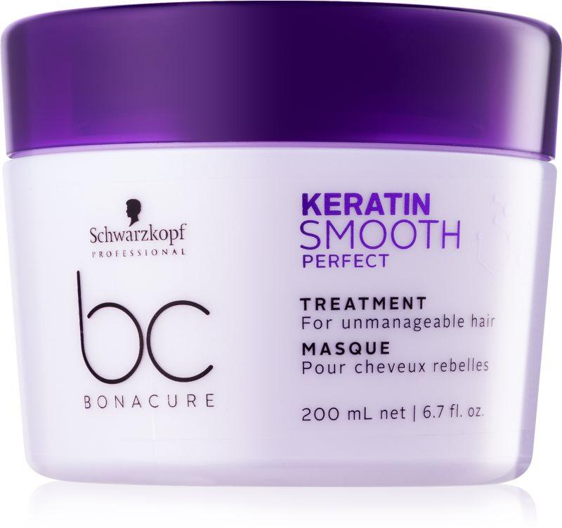 Schwarzkopf Professional BC Bonacure Smooth Perfect maska za neobvladljive lase