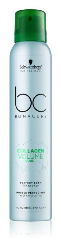 Schwarzkopf Professional BC Bonacure Volume Boost spuma de par pentru volum
