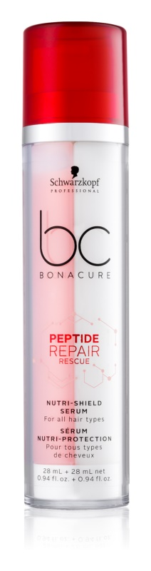 Schwarzkopf Professional BC Bonacure Repair Rescue Thermo-Protective Serum