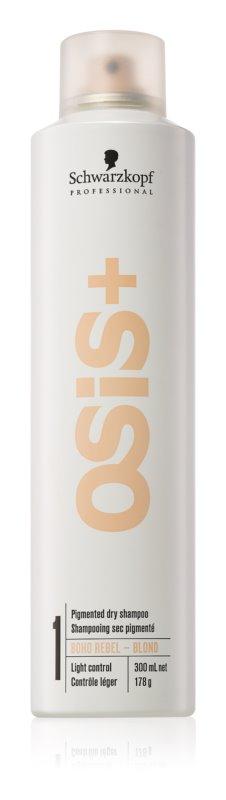 Schwarzkopf Professional Osis+ Boho Rebel Refreshing Dry Shampoo for Blonde Hair