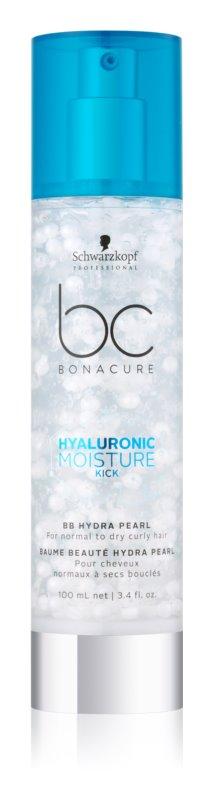 Schwarzkopf Professional BC Bonacure Moisture Kick vlažilni in hranilni serum s hialuronsko kislino