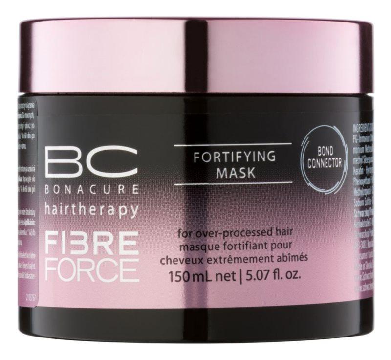 Schwarzkopf Professional BC Bonacure Fibreforce зміцнююча маска для дуже пошкодженого волосся