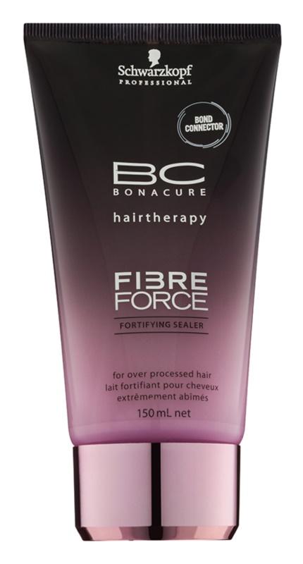Schwarzkopf Professional BC Bonacure Fibreforce bezoplachové mléko pro velmi poškozené vlasy
