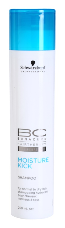 Schwarzkopf Professional BC Bonacure Moisture Kick champô hidratante  para cabelo normal a seco