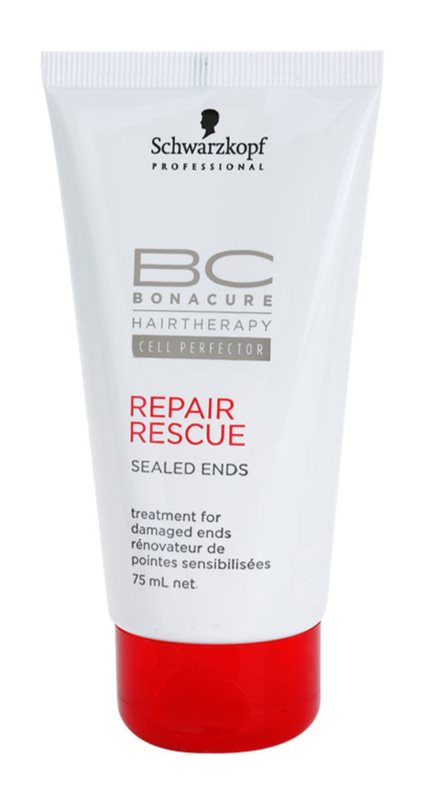 Schwarzkopf Professional BC Bonacure Repair Rescue Intensiv-Serum für fusselige Haarspitzen