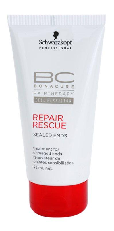 Schwarzkopf Professional BC Bonacure Repair Rescue intenzívne sérum na rozstrapkané končeky vlasov