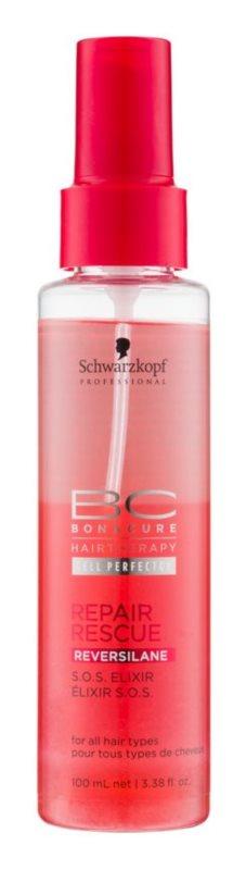 Schwarzkopf Professional BC Bonacure Repair Rescue kezeléses kúra nagyon sérült hajra